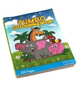 Jumbo Coloring-Book