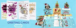 Manufacture Greeting cards Bahri Paper