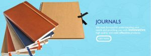 Manufacture journals and diaries Bahri Paper