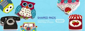 Manufacture Shaped pads Bahri Paper